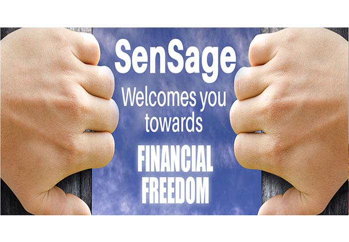 SenSage... निवेश का बेहतर विकल्प!