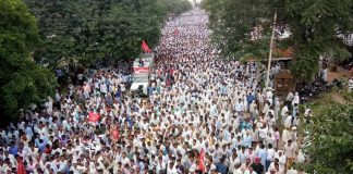 Finished farmers movement ... but demands still unfulfilled