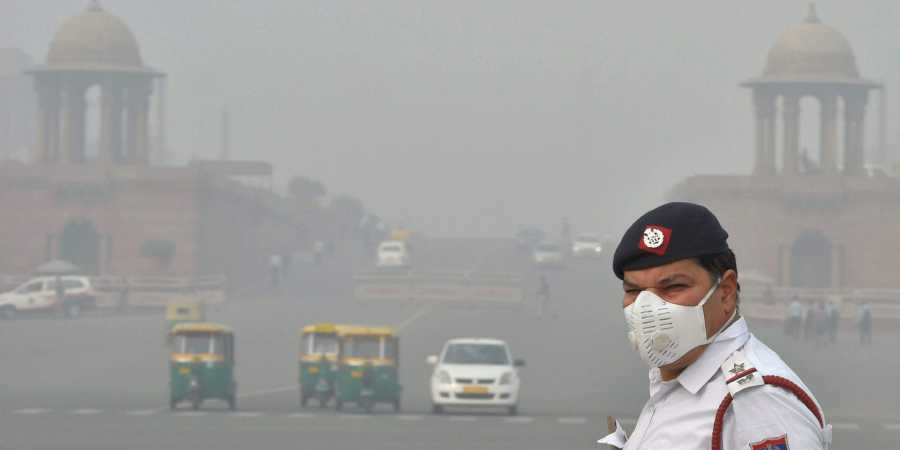 To Deteriorate Continues In Air Breathless Delhi-ncr Quality