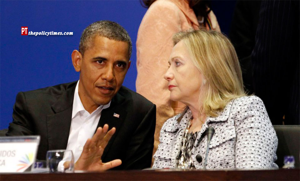 Explosive devices sent to Hillary and Obama; US Secret Service thwarts any threat