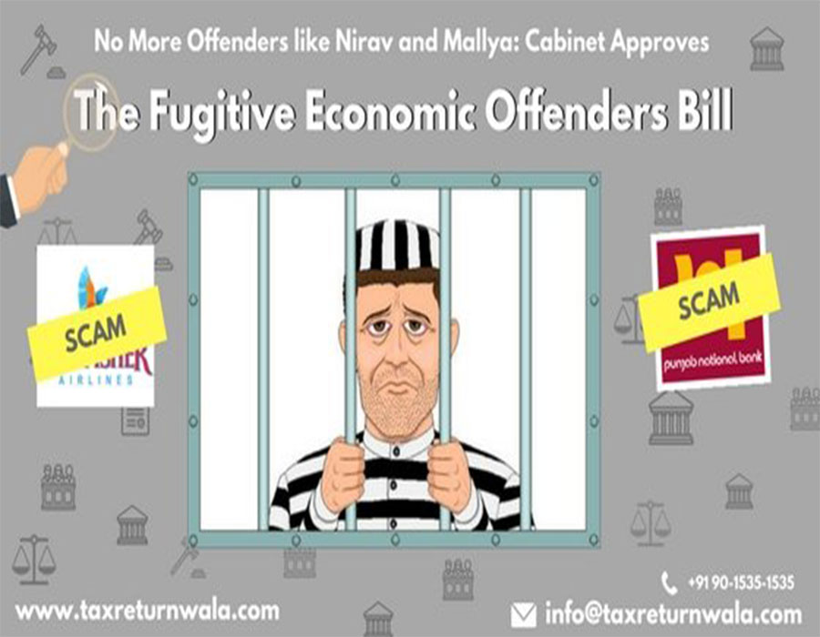 Fugitive Economic Offenders Bill: Offenders can no longer run away