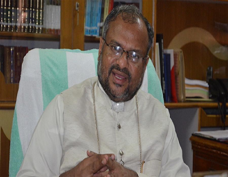 मुझे मीडिया के दबाव और परिस्थितियों के कारण गिरफ्तार किया गया था: बिशप फ्रैंको मुलक्कल