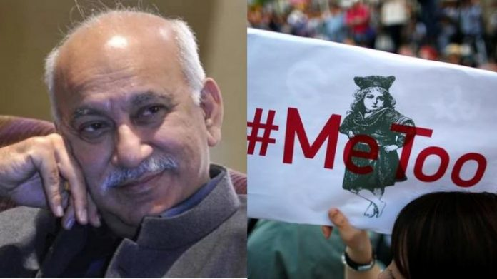 #MeToo allegations Under huge pressure, MJ Akbar resigns