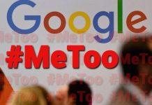 #MeToo sexual harassment case; google fired 48 employees