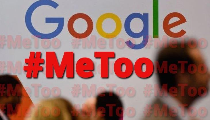 #MeToo: गूगल ने यौन उत्पीड़न के आरोप में वरिष्ठ अधिकारी समेत 48 लोगों को किया बाहर