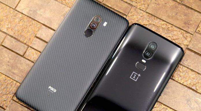 OnePlus 6 vs Poco F1: Just a Competition or Warfare??