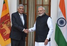 PM Modi, Wickremesinghe hold talks; discuss development projects in Lanka