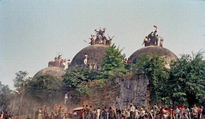 Ram Janmabhoomi-Babri Masjid controversy starts hearing in Supreme Court