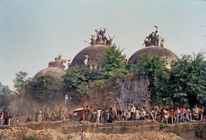 राम जन्म भूमि-बाबरी मस्जिद विवाद पर सुप्रीम कोर्ट में सुनवाई शुरू