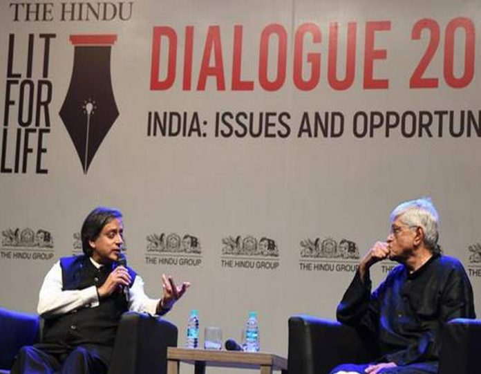 Shashi Tharoor clarifies his remarks on Ayodhya; BJP hits back