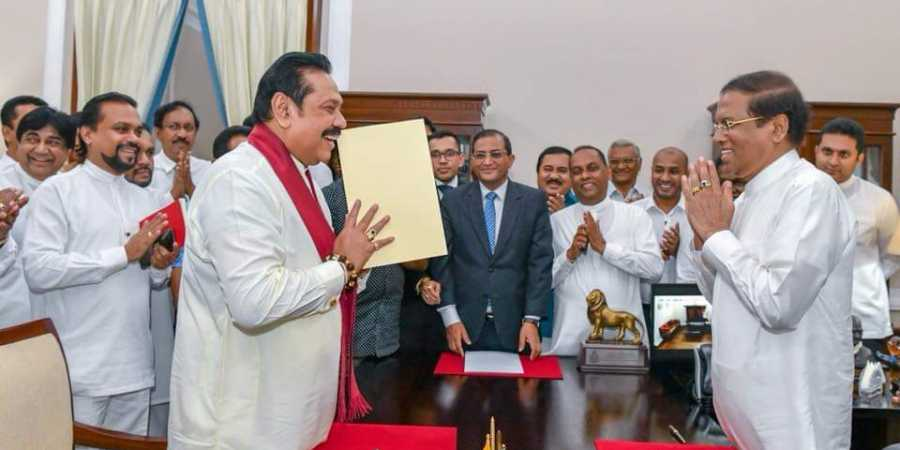 Sri Lanka's Sirisena suspends parliament amid political crisis