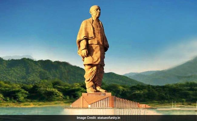 Statue of Unity Narendra Modi worlds tallest statue sardar vallabhbhai patel