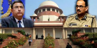 Supreme court on CBI case; ask central government to investigate in 2 weeks