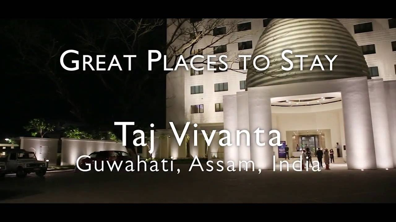 Taj hotel in Guwahati faces charges of racial profiling