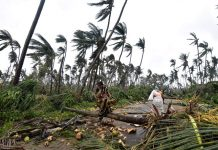 cyclone title hit odisha, havoc continue