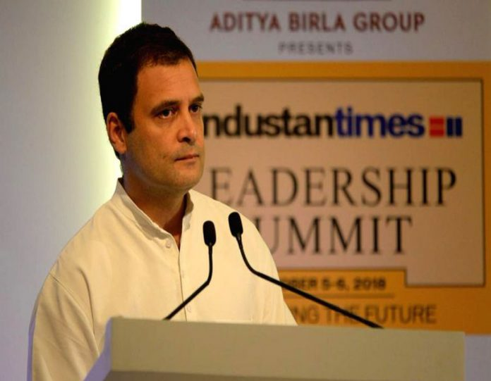 if alliance agreed, I can became pm says rahul gandhi