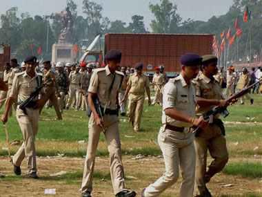बिहार में सिपाहियों का हिंसात्मक प्रदर्शन, मुख्यमंत्री के प्रधान सचिव ने मांगी पूरे मामले की रिपोर्ट