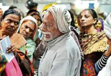 Notebandi had a bad effect on the farmers of India