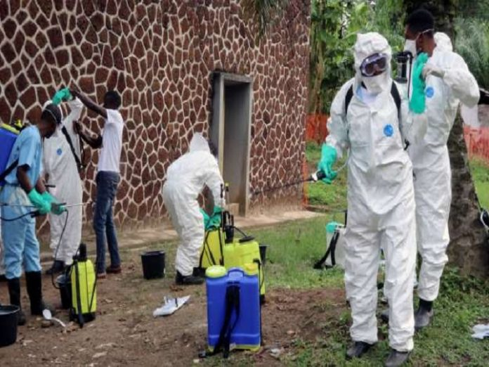 Congo Ebola outbreak becomes second-worst in history, IRC says