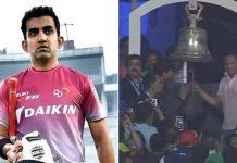 Gambhir targets Azharuddin, slams BCCI, CAB