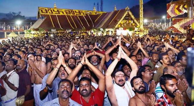 "'There are ""naked violations"" of Human Rights of devotees at Sabarimala'"
