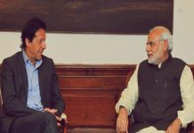 Pak PM Imran Khan ready to talk peace with PM Modi