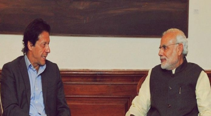 Pak PM Imran Khan ready to talk peace with PM Modi