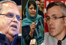 Governor Malik dissolves J&K Assembly, state headed for a Prez rule