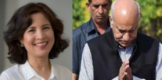 #Metoo: former editor pallavi gogoi accuses m j akbar for rape