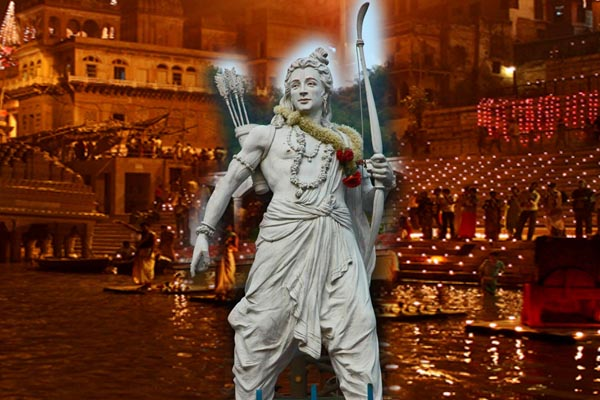 Plan in progress for 151-metre-tall statue of Lord Ram in Ayodhya