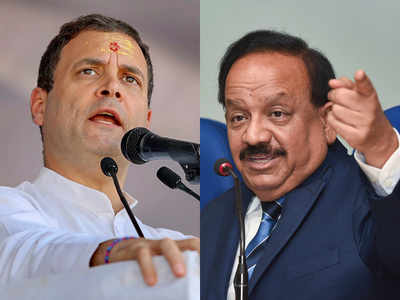 Rahul Gandhi, Harsh Vardhan exchange scorn over killing of tigress