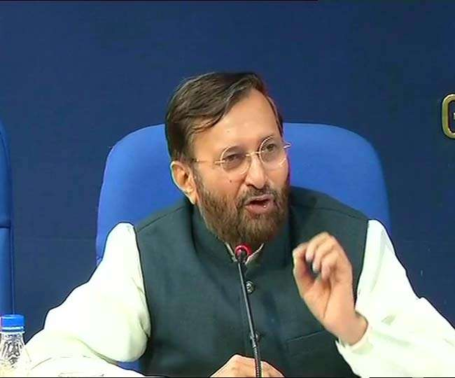 Ram temple not a poll issue for BJP, says Javadekar