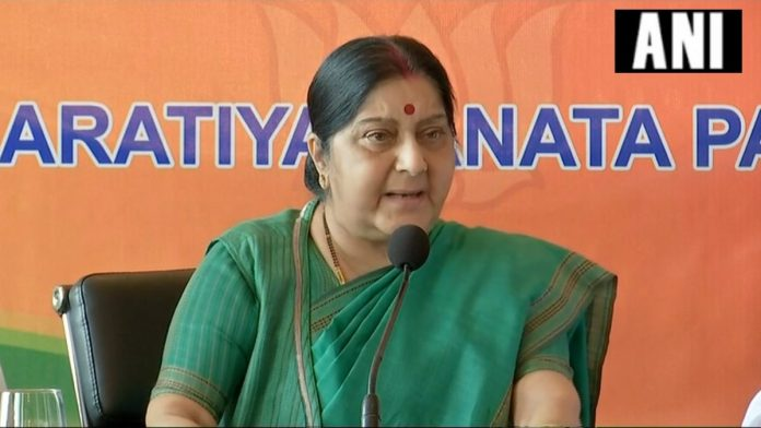 India will not join SAARC meeting, Pak will prevent terrorism: Sushma Swaraj