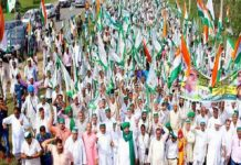 Let's go to Delhi: Farmers are ready for a merge in Parliament