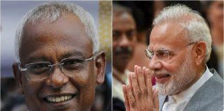 Maldives turns to India to overcome Chinese debt