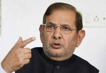 The day the Babri Masjid was demolished, the Constitution was also destroyed: Sharad Yadav