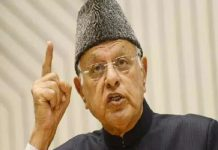 People rejected Mandir-Masjid Politics: Farooq Abdullah