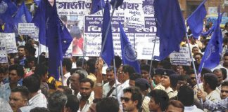 Dalit Rights Organization presented 'Dalit Manifesto'