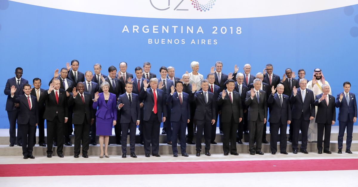 India, the first time, to host G-20 summit in 2022