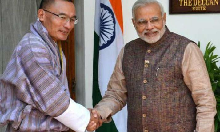 India pledges Rs 4,500 crore financial assistance to Bhutan