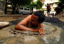 Manual Scavengers goes down from 55,000 to 25,000 during 'Verification' Process