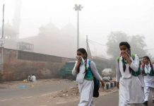 Life ends with air pollution, death of one in eight: study