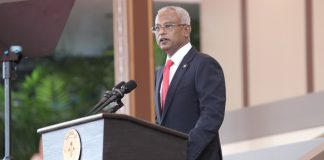 Maldivian President Solih reaches Delhi for three-day state visit