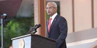 Maldivian President Solih reaches Delhi for three-day state visit