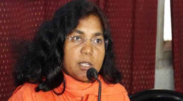 Dalit leader and BJP MP Savitribai Phule, different from BJP, big allegations on party