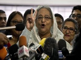 Sheikh Hasina's glorious victory in the general elections, prime minister made for the fourth time