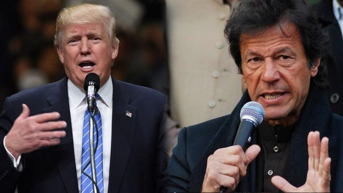Trump to Imran Khan: Help in bringing Taliban to negotiating table