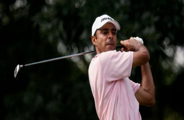 Famous golfer Jyoti Singh arrested in Randhawa illegal hunting case