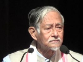 Assam: A case of treason against literary writer Hiran Gohain for comment on Citizenship Bill