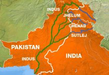 Pak delegation to inspect Chenab Basin